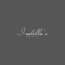Isabella's Bridal Co. Logo Design